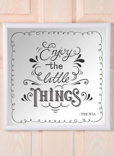 The Mia - Dekoratif Ayna Things 68 * 68 Cm